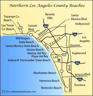 Manhattan Beach Directions California S Best Beaches Mobile