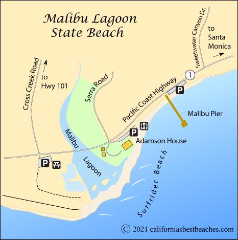 Malibu Lagoon Amp Surfrider Beach California S Best Beaches