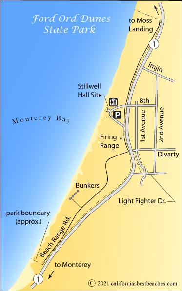 Fort Ord Dunes California S Best Beaches