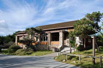 Asilomar State Beach Conference Grounds