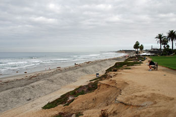 Del Mar Beach, San Diego County, California