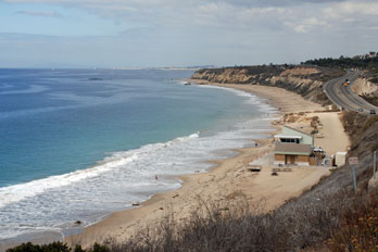 Moro Beach, Crystal Cove, Orange County, CA