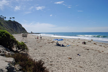 Salt Creek Beach, CA