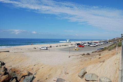 Tamarack Beach Parking