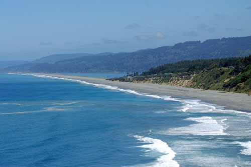 Big Lagoon Beach, Humboldt County, CA