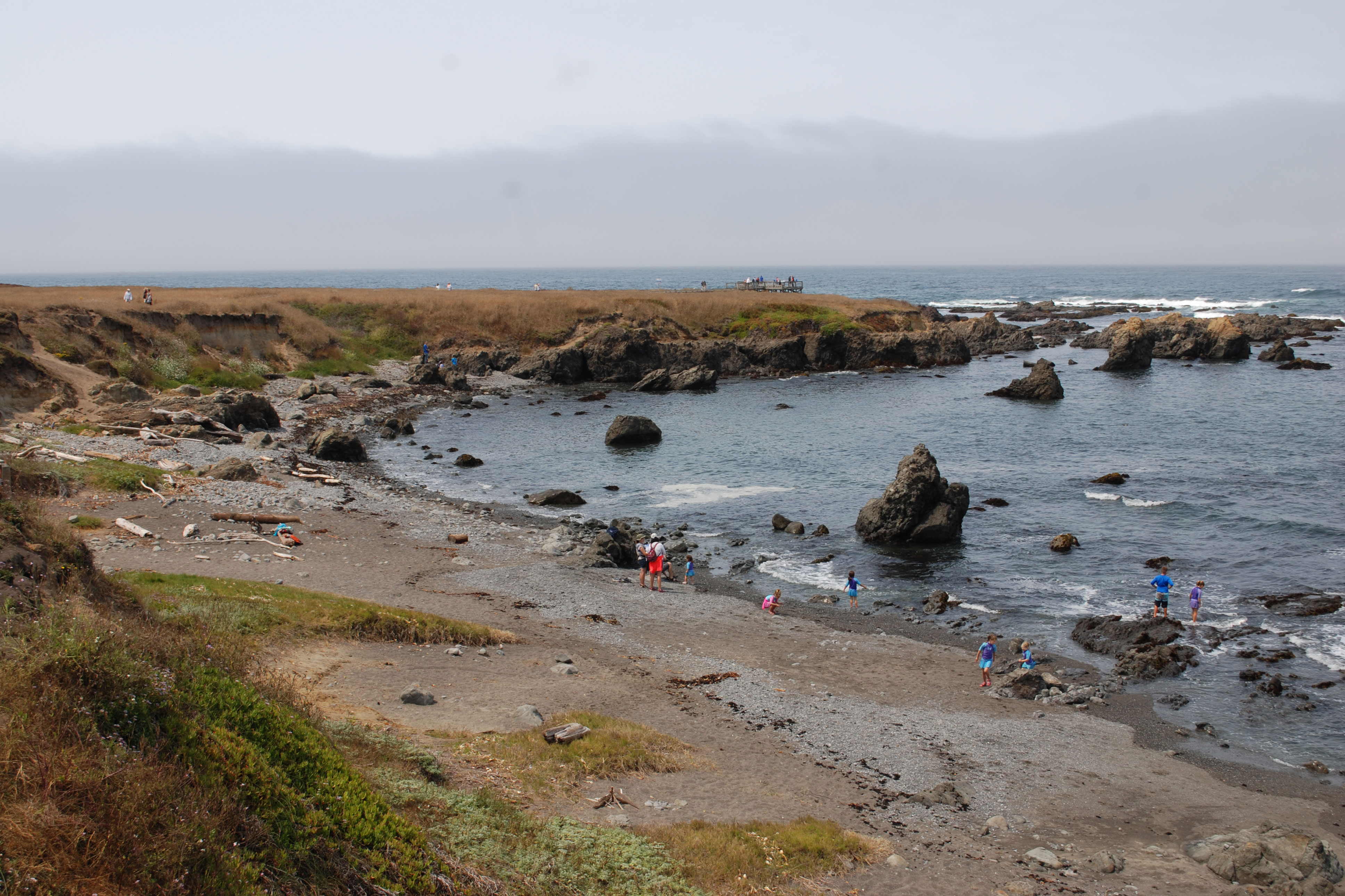 Laguna Point at MacKerricher State Park, Mendocino County, CA