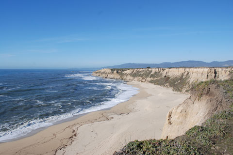 Cowell Ranch Beach, Half Moon Bay, CA