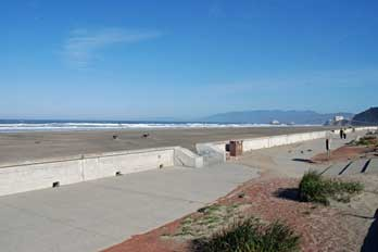 Ocean Beach, San Francisco, CA