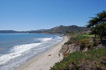 Shell Beach, San Luis Obispo County, CA