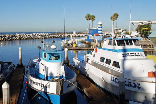Redondo beach california 39 s best beaches for Redondo sport fishing