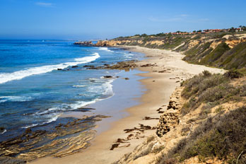 Crystal Cove Beach, Orange County, CA