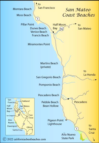 San Mateo Ca Best Beach City